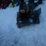 雪遊び14